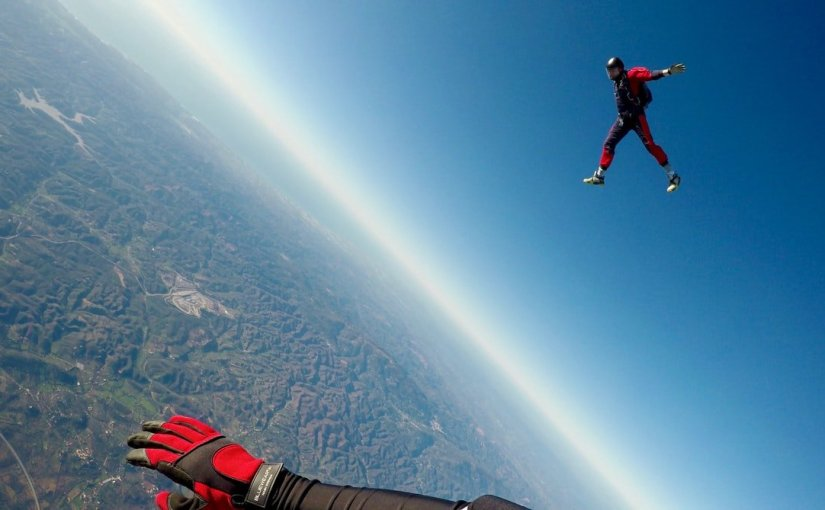 Freefall and Float: Following God on Non-Linear Adventures