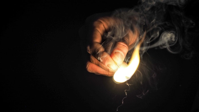 spark of light in the dark - align center #27