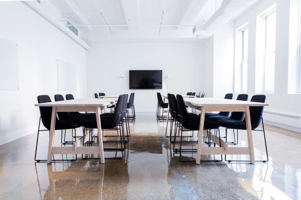Align Digital Marketing Edmonton Conference Room
