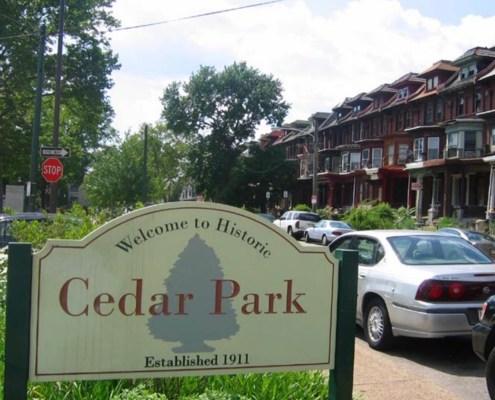 Cedar Park Philadelphia 19139