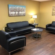 Waiting lounge for marketing and search engine optimization customers. Working with the #1 SEO company in Memphis, Tennessee has its advantages.