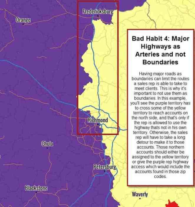 Bad Habit 4 Highways as arteries and not boundaries