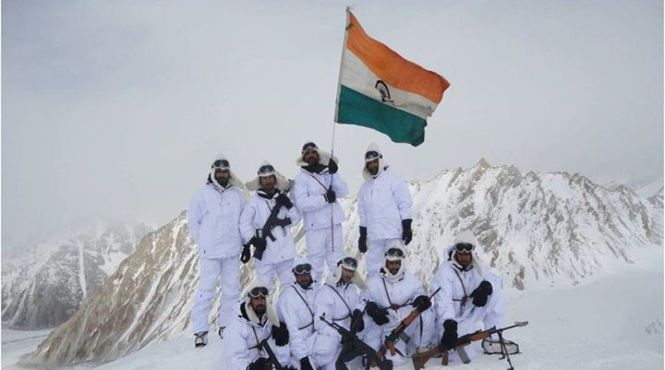 Image result for indian army at siachen