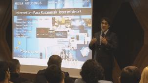 Ali Gülkanat - MegaHoldings - NetworkMarketing Mega Business Academy Mega Business Academy aligulkanat megaholdings networkmarketing 25
