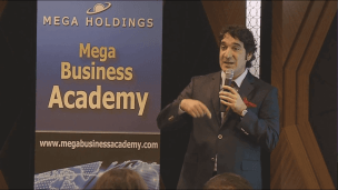 Ali Gülkanat - MegaHoldings - NetworkMarketing