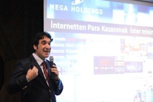 Mega Business Academy - Asia Princess Otel - Ali GÜLKANAT Mega Business Academy Mega Business Academy mega holdings ali gulkanat 48