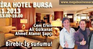 Mega Stars Bursa Semineri