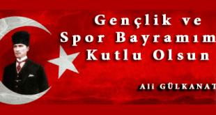 19mayis 1919 Ali Gülkanat 19 Mayıs Gençlik ve Spor Bayramı 19 Mayıs Gençlik ve Spor Bayramı 19mayis manset1