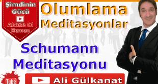 olumlama meditasyon  Schumann Meditasyonu Müzikleri – Meditasyon 5 YOUTUBE schumann meditasyonu