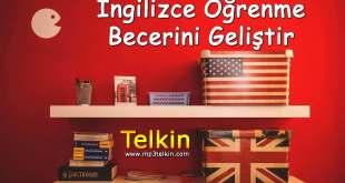 İngilizce Öğrenme Becerini Geliştir | Telkin ingilizce ogrenme becerini gelistir telkin