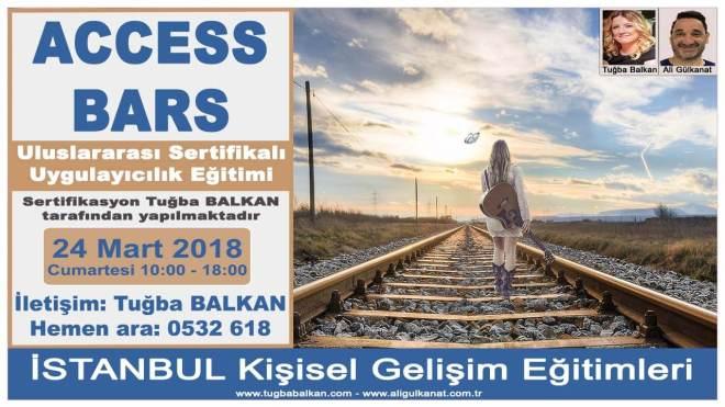 Kişisel Gelişim Eğitimleri: ACCESS BARS Uygulayıcılık Eğitimi - İSTANBUL 31 Ocak veya 4 Şubat 2018 - Hemen Yerini Ayırt - 0532 618 49 37 Tugba Balkan & Ali Gülkanat www.simdidegismezamani.com - www.tugbabalkan.com #AccessBars #TuğbaBalkan #AliGülkanat #KişiselGelişim #Nlp #Bilinçaltı #YaşamKoçu #Eğitim #Koçluk #YaşamKoçluğu #eft #accessconsciousness #accesssoruları #faciliator #garydouglas #dainheer #spiritual #mind #bioenergy #awareness #inspiration #motivation #happiness  ACCESS BARS Uygulayıcılık Eğitimi – 24 Mart 2018 – İSTANBUL access bars tanitim 24 mart 2018 1
