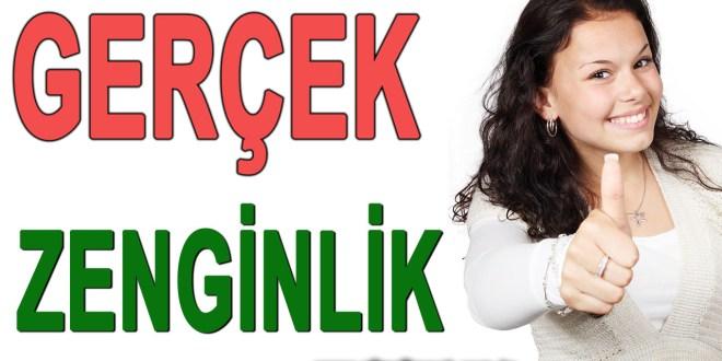 GERÇEK ZENGİNLİK (Türkçe Motivasyon Videosu)