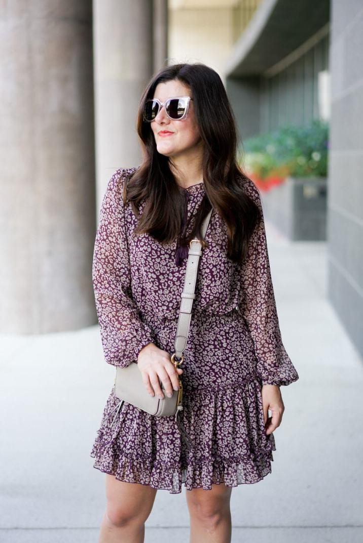 Rebecca Minkoff Maroon Dress 5 (1 of 1)