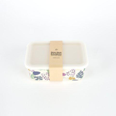 envase sostenible bambu