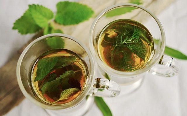 te verde antinflamatorio