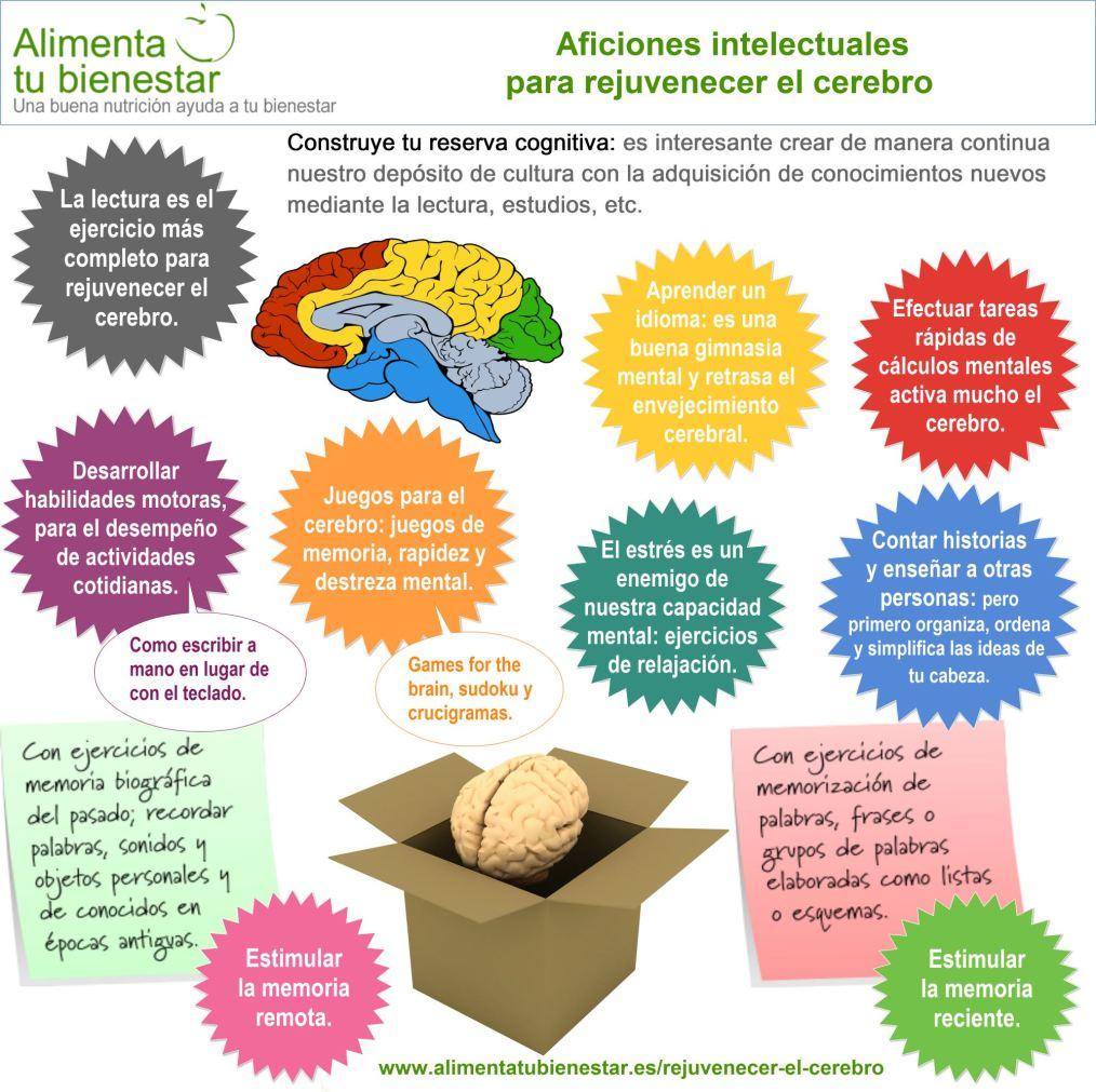 11 aficiones intelectuales para rejuvenecer el cerebro