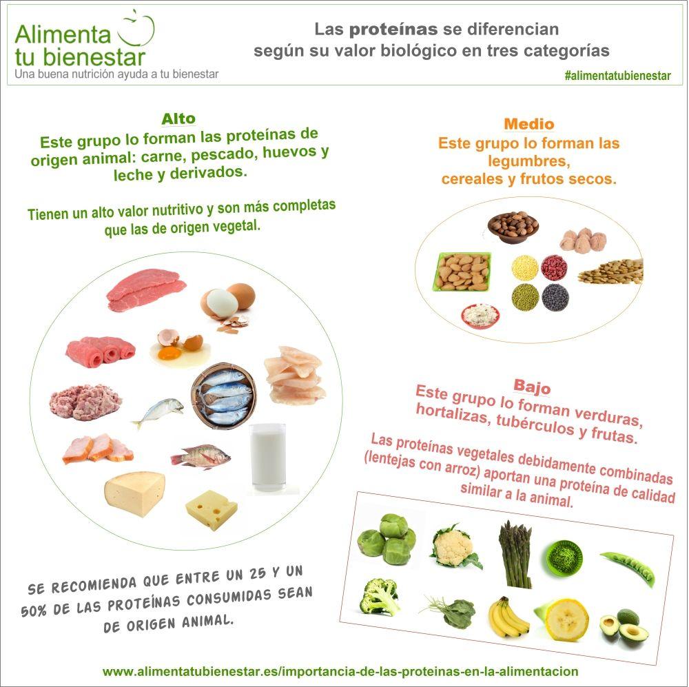 importancia de los nutrientes en nuestra dieta