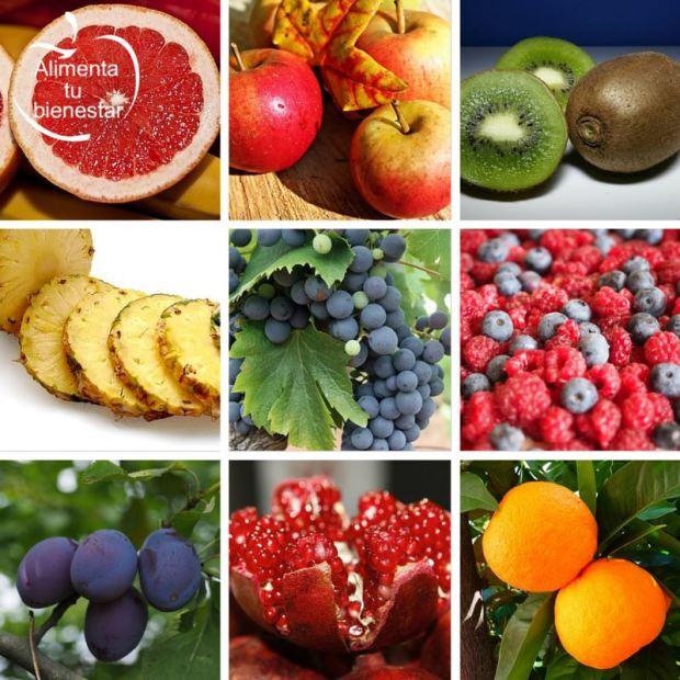frutas anticancerígenas
