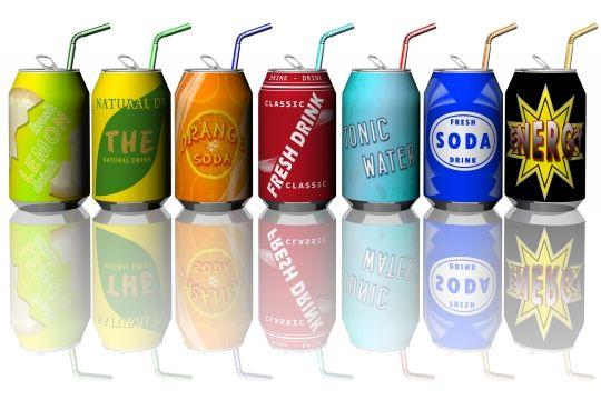 Bebidas saludables NO son los refrescos