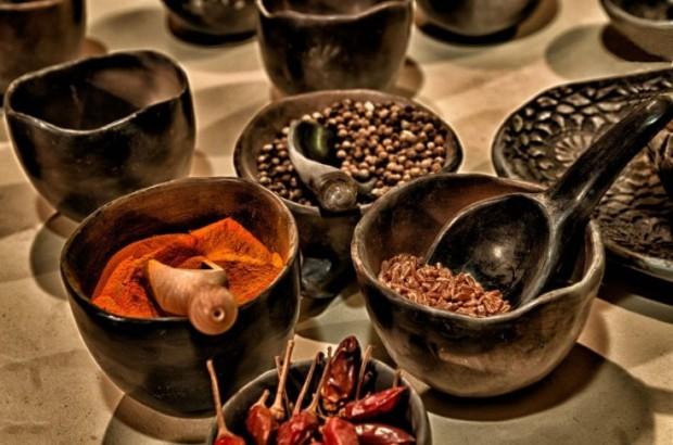 hierbas aromaticas y especias, alternativa a la sal