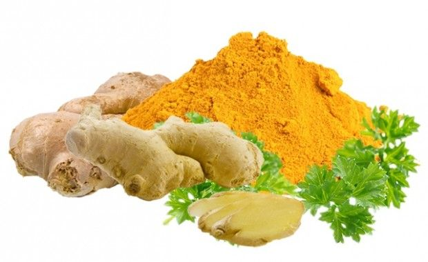 Incluye antioxidantes cada dia tomando especias