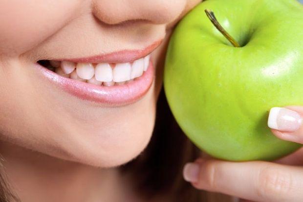 La importancia de la alimentación en la salud dental
