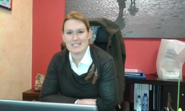 Nansy, Directora del Centro de Optometría Comportamental Visualia