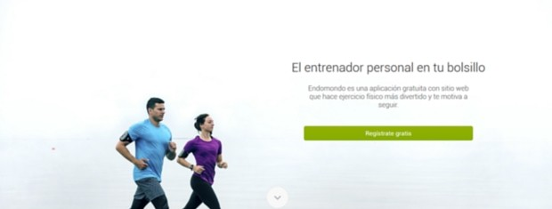 apps de salud y bienestar - endomondo