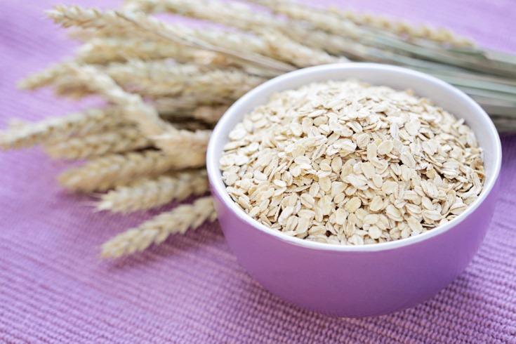 mejores cereales integrales - copos de avena