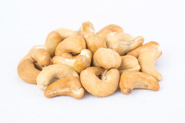 anacardos entre los mejores frutos secos