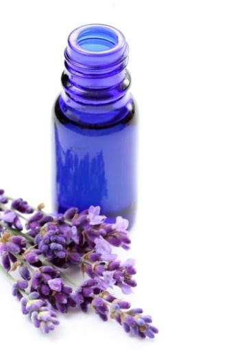 Aromaterapia y aceite esencial de lavanda
