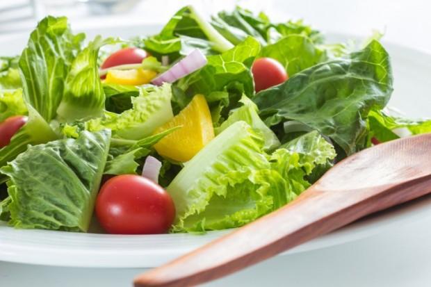 Las mejores hortalizas verdes para ensaladas