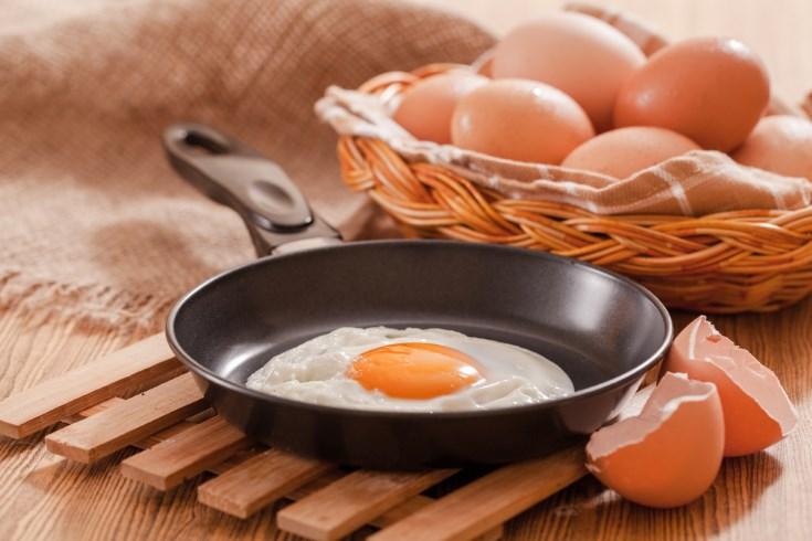 proteínas animales huevos