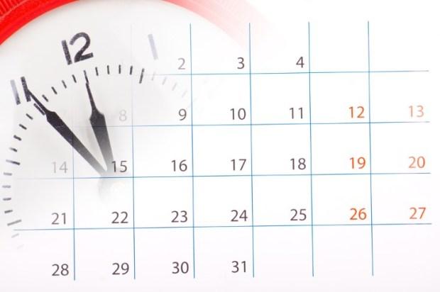 Guía para la gestión del tiempo