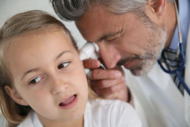 otitis enfermedad infantil