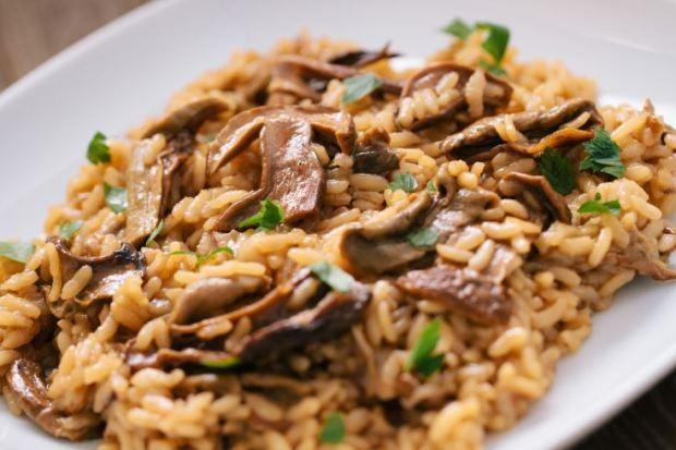 Razones para pasarte al arroz integral y a las pastas - Risotto arroz integral ...