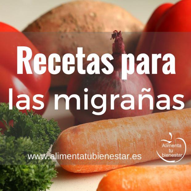 Recetas para combatir migrañas