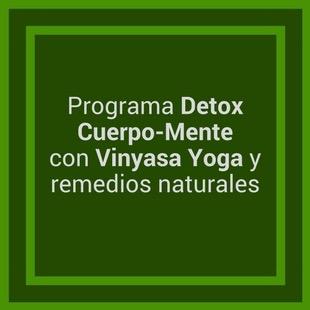 Programa Detox Cuerpo Mente