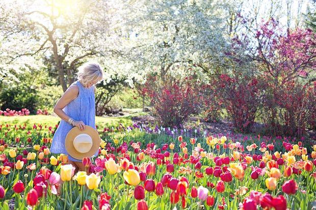 protegerse del sol en primavera