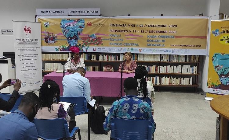 RDC : Les activités de la quatrième édition du festival alimenterre lancé à Kinshasa