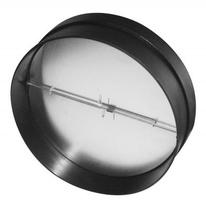 Zpětná klapka 150mm s rámečkem Faber