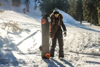 I've reached my goal with snowboarding