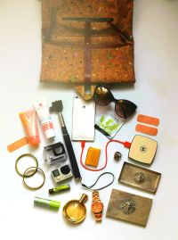 What's in my UNTOLD bag?