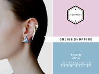 Hot Earrings: SYLVIO GIARDINA S-K-I-N KIT