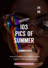 103 Pics of Summer