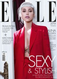 APRIL ISSUE @ ELLE ROMANIA