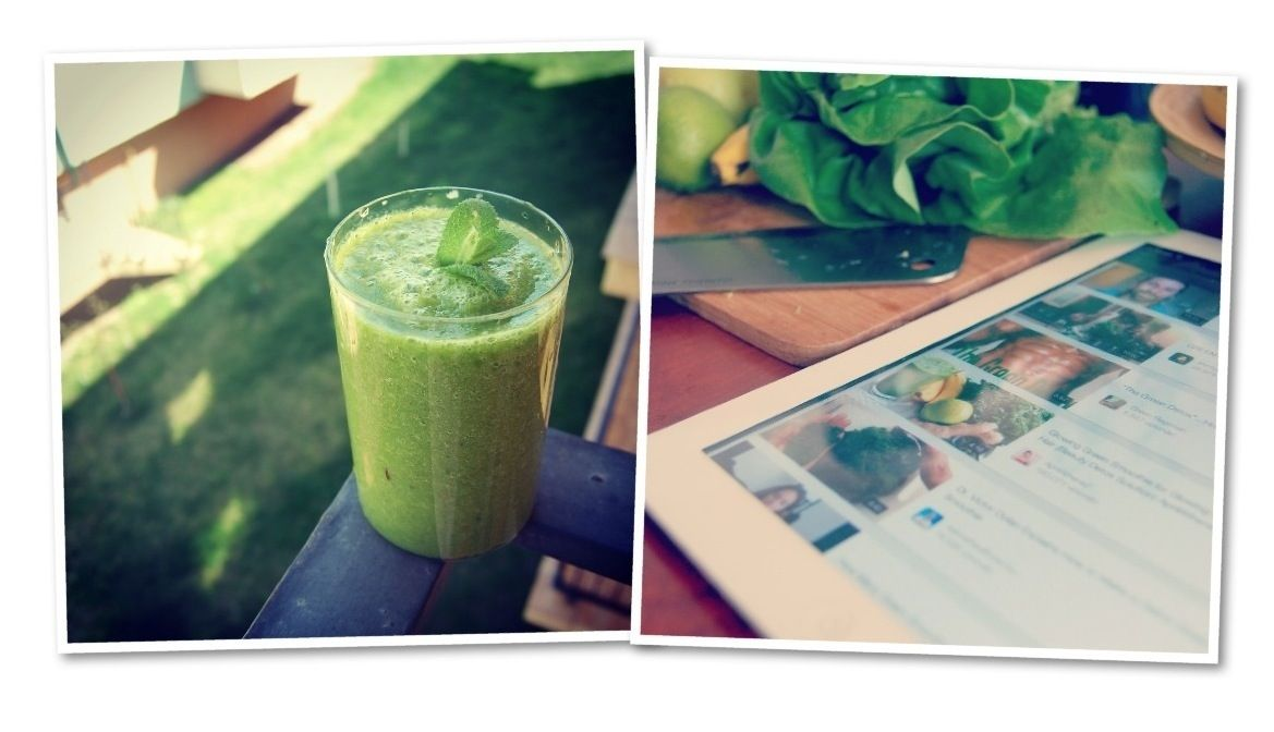 DETOX: The Glowing Green Smoothie