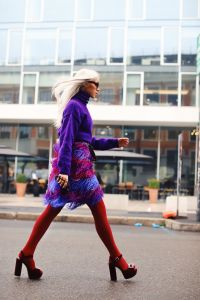 #MFW: Feathers and Jewel Tones