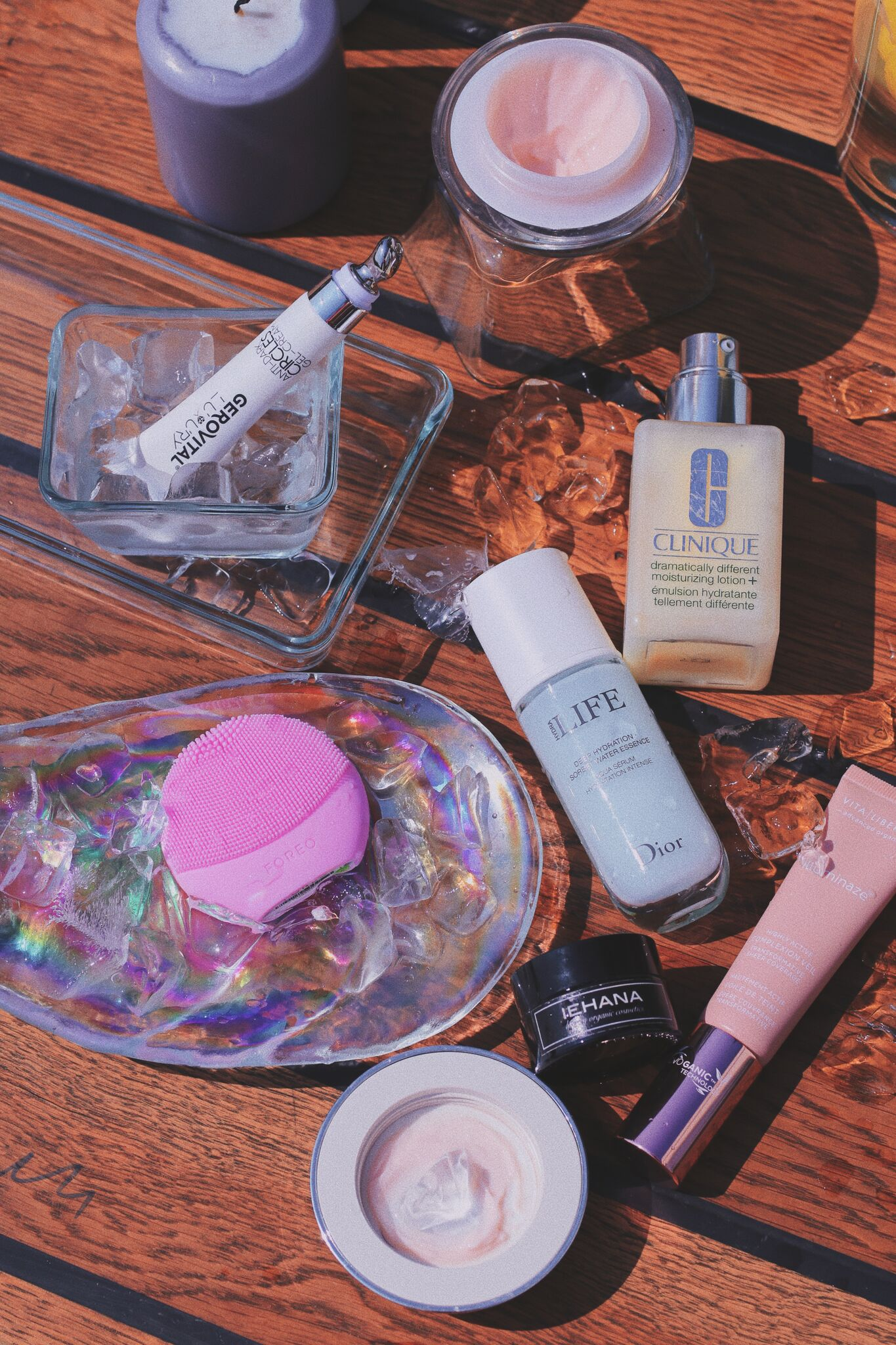 My Skin Care Routine and what's new with Foreo Play Smart + AI