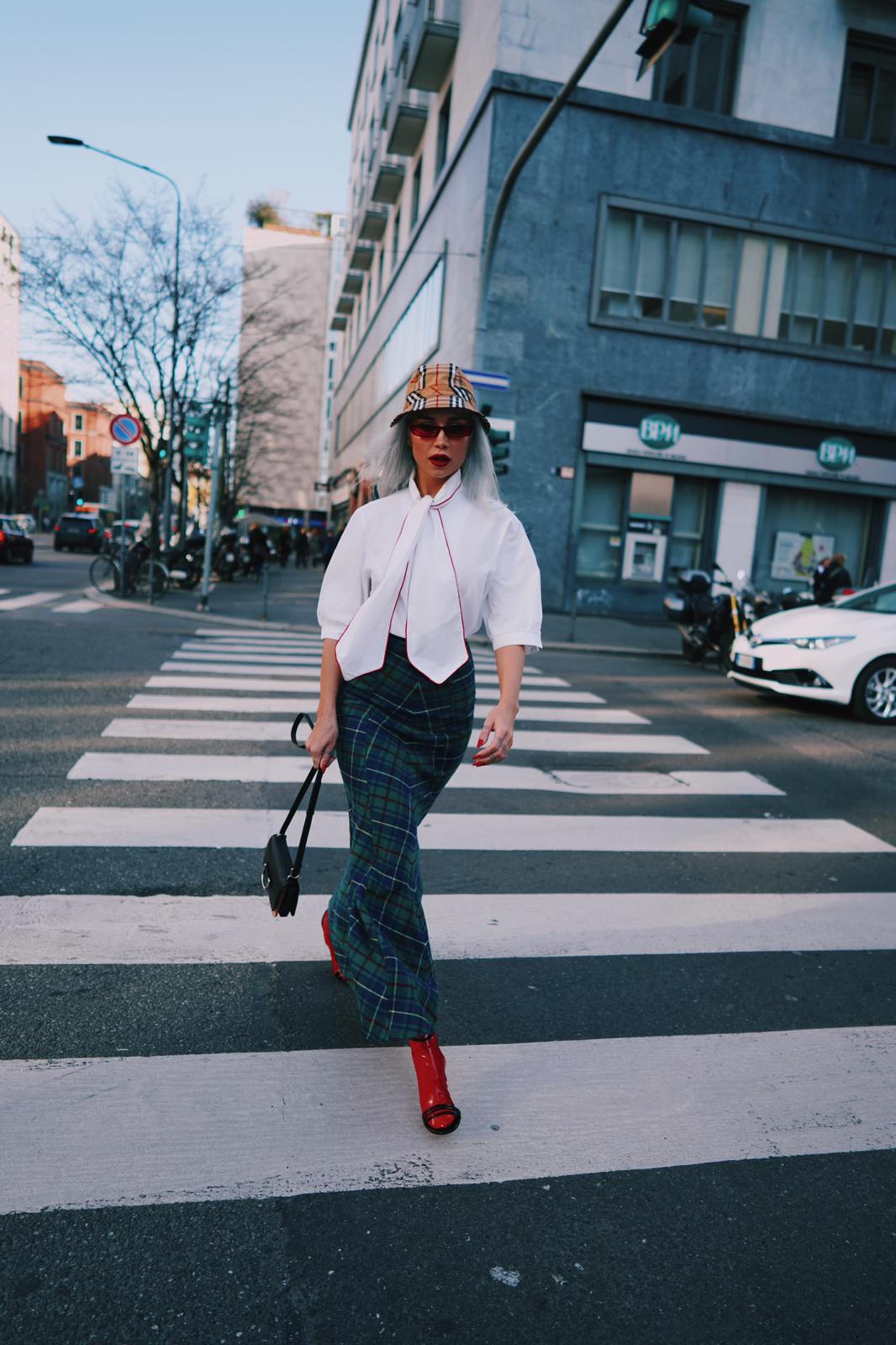 Milan Fashion Week – DAY 2